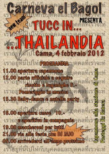 Tuc-in-Thailandia